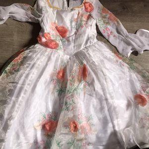Belle deluxe costume dress from disney store limited editon vestido disfraz de belle edicion limitad for Sale in Los Angeles, CA