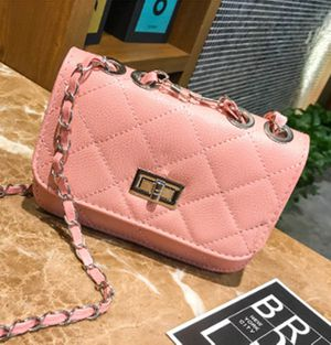 NEW Fashion Handbag Quilted Purse Shoulder bag for Women Teenagers birthday anniversary gift for Sale in Las Vegas, NV