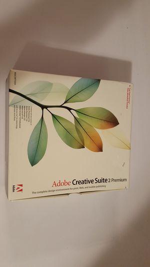 adobe creative suite 2 premium for Sale in St. Louis, MO