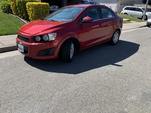 2012 Chevy Sonic for Sale in Richmond, CA