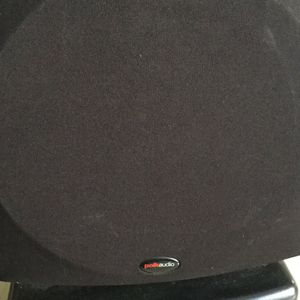 Polk audio subwoofer for Sale in Garden Grove, CA