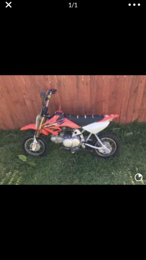 Pitbike 50cc for Sale in Fontana, CA