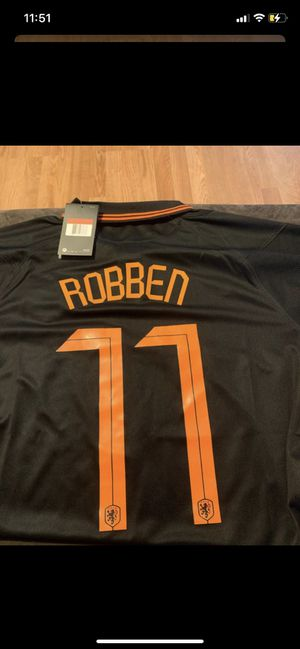 Netherlands Soccer Jersey for Sale in San Diego, CA