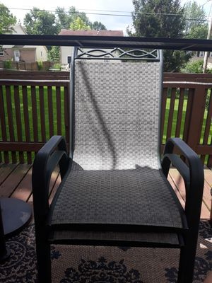7 pc.Patio set w/chairs and table for Sale in Lexington, KY