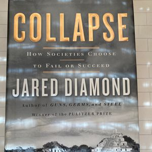 Collapse - How Societies Choose To Fail Or Succeed for Sale in Los Angeles, CA