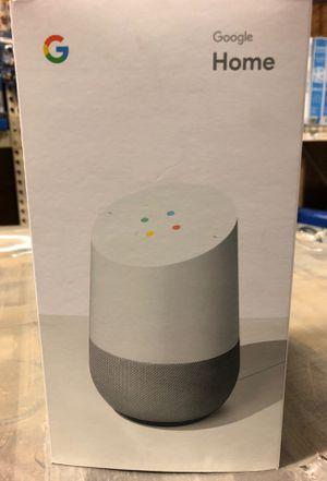 Google home slate white for Sale in Santa Ana, CA