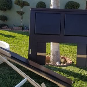 Queen Bed Frame- Free for Sale in Pomona, CA