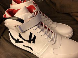 Calvin Klein Navin Napa Calf Leather Sneaker for Sale in Richmond, VA
