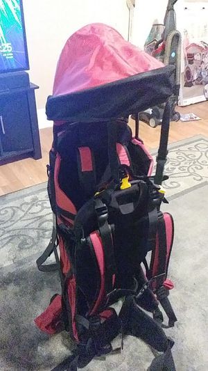Hiking Backpack for toddlers for Sale in Modesto, CA