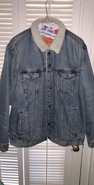 Denim jacket for Sale in Fort Worth, TX