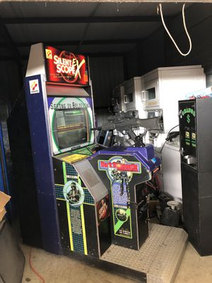 Konami-SILENT SCOPE EX arcade game for Sale in Houston, TX
