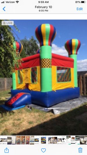 Very nice bounce house for Sale in Vancouver, WA