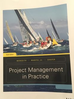 Project Management In Practice Sixth Edition (6th) for Sale in Portland,  OR