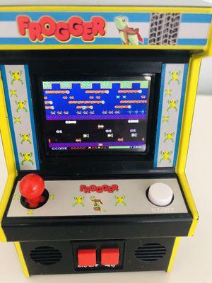 "Mini Classic ""Frogger"" Arcade Game for Sale in Tulsa, OK"