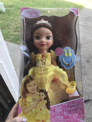 Disney belle doll large for Sale in Citrus Heights, CA