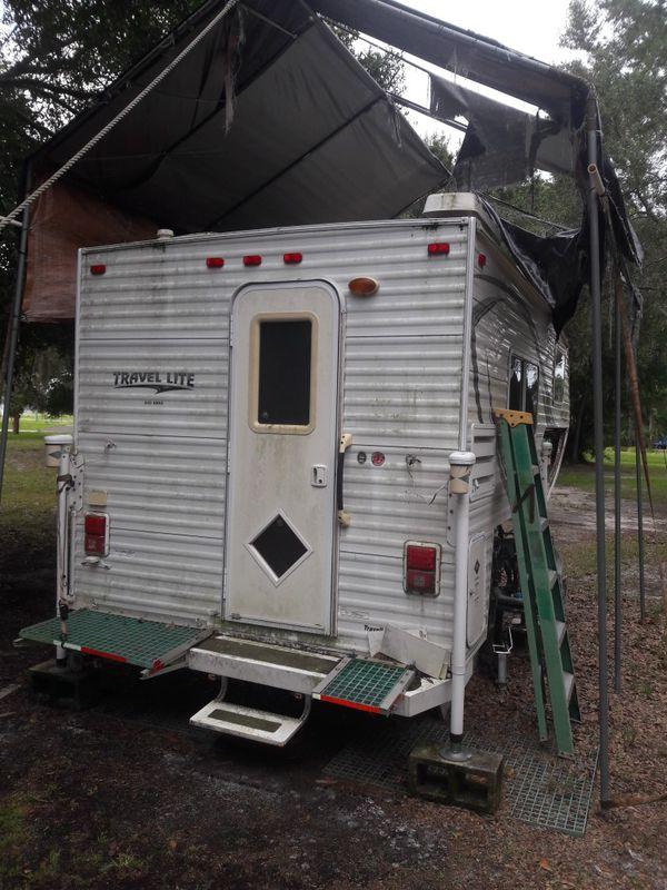 Rieco titan electric camper jacks. Model #56211