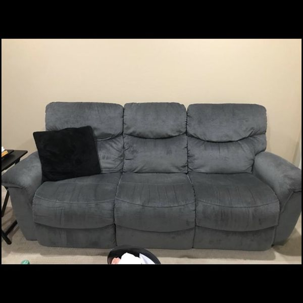 Lazy Boy Sofa and Chair and a Half