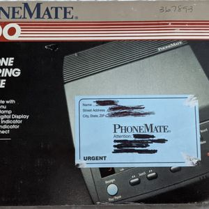 PHONE MATE 7900 Telephone Answering Machine / BRAND NEW IN BOX for Sale in Pittsburgh, PA