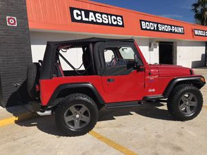 1995 Jeep Wrangler for Sale in Holly Hill, FL