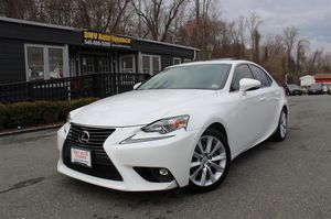 2015 LEXUS IS 250 for Sale in Stafford Courthouse, VA