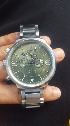 Armani Exchange men watch for Sale in Stratford, CT
