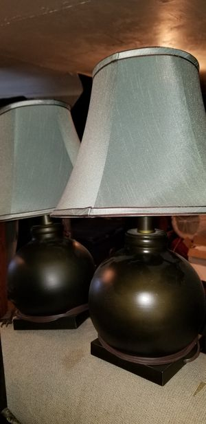 TABLE LAMPS for Sale in Pittsburgh, PA