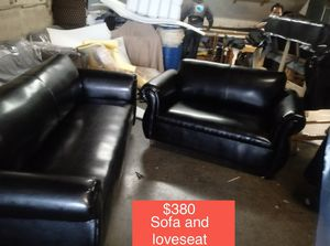$380 brand new two pieces sofa set for Sale in Gardena, CA