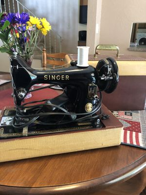 Antique Sewing Machine for Sale in Tacoma, WA