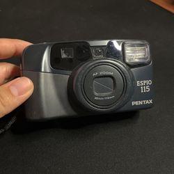 Pentax Espio 115 Film Camera for Sale in Palm City,  FL