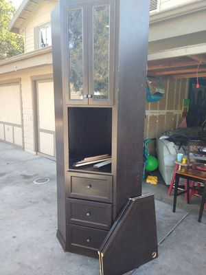 Corner stand and dresser for Sale in Fresno, CA