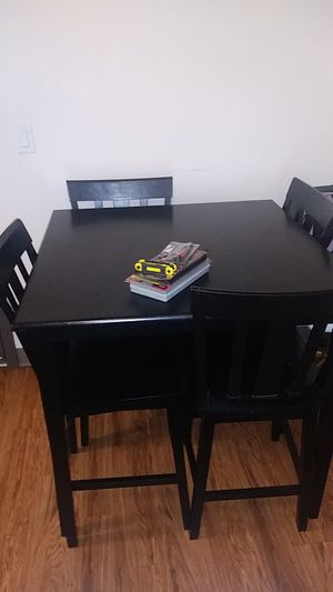 Black table for Sale in Smyrna, TN