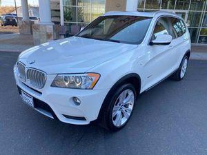 2013 BMW X3 for Sale in Sacramento, CA