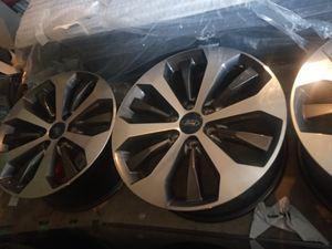 Ford wheels 20' 6 lug for Sale in San Antonio, TX