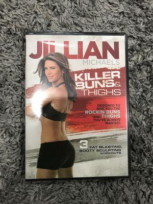 New jillian michaels workout dvd for Sale in Margate, FL