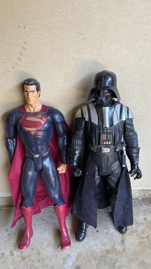 Super man darth vader for Sale in Los Angeles, CA