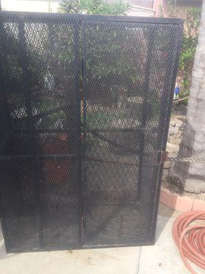 Iron cage for Sale in Pico Rivera, CA