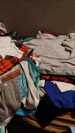 Free boy clothes 2t-6 for Sale in Covina, CA