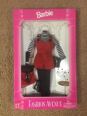 Barbie Fashion Avenue clothing set 1995 for Sale in Kirkland, WA