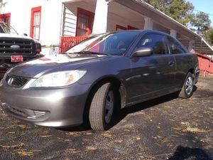 2004 Honda Civic ex gas saver for Sale in Atlanta, GA