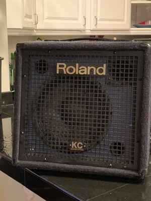 Roland KC-60 Keyboard Amplifier for Sale in San Francisco, CA