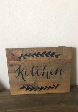 Kitchen sign for Sale in Aliso Viejo, CA