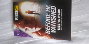 Before he vanished by Debra Webb for Sale in NEW PRT RCHY, FL