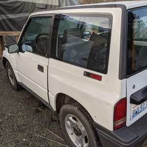 95 Geo Tracker for Sale in Montesano, WA