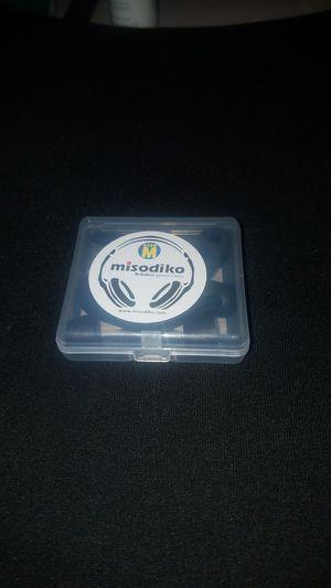 Memory foam in ear earbud tips for Sale in Portland, TX