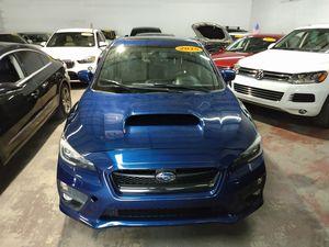 2015 Subaru WRX Limited for Sale in Hallandale Beach, FL