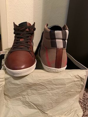 Burberry Shoes for Sale in Artesia, CA