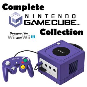 Complete Nintendo GameCube Collection - 1 TB Hard Drive designed for Wii and Wii U for Sale in Nampa, ID