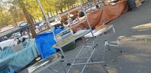 Collapsible camp table for Sale in Grayson, GA