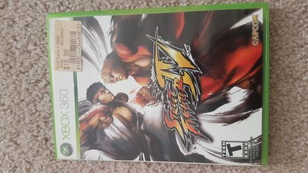 Super Street fighter IV Xbox 360 for Sale in Charlottesville,  VA