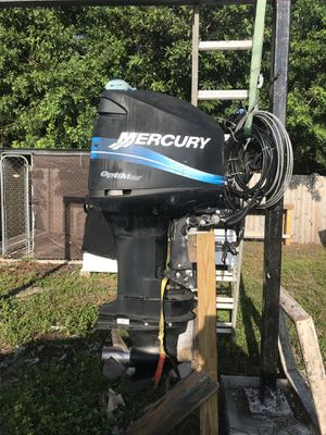 2000 mercury 225 optimax for Sale in Palm Springs, FL